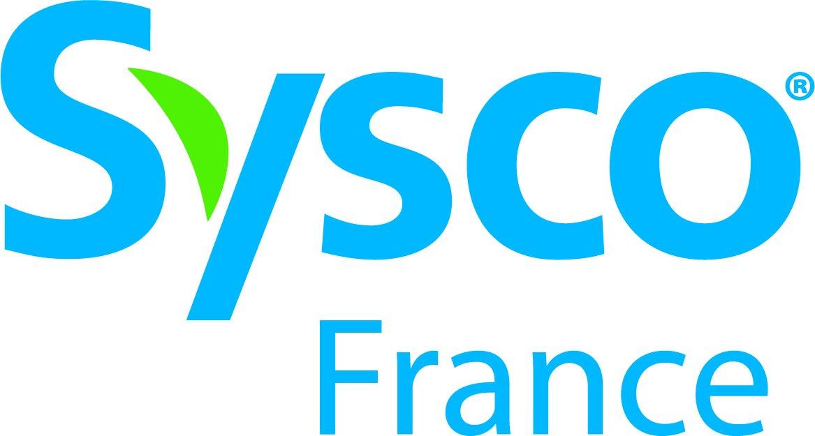 Sysco France logo fond blanc