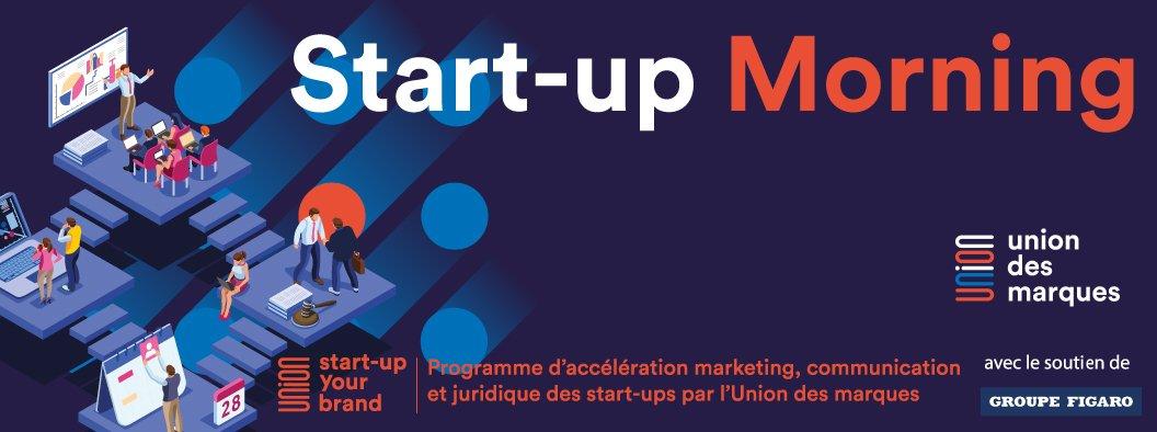bannière- start-up morning